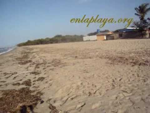 Playa La Cerca An051 Travel Video