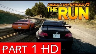Need For Speed: The Run En Español Part 1 | Gameplay