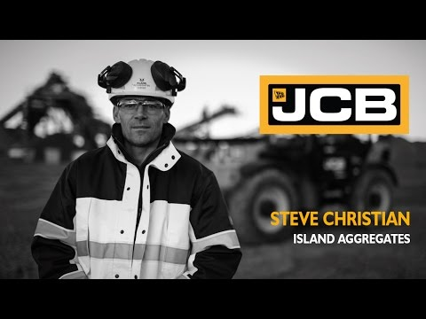 Customer Stories: The versatile JCB 540-140 HiViz Loadall Telehandler with Island Aggregates