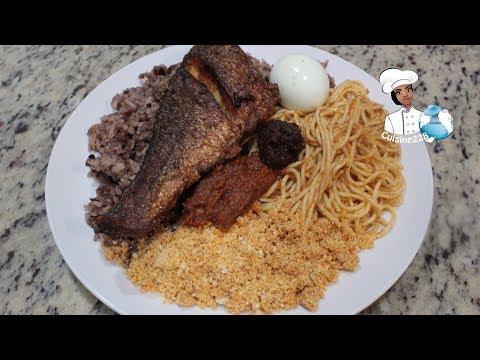 Ayimolou || Togolese Rice and beans || Riz au haricot