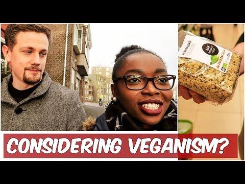 He's like a Nutritionist   Veganism/vegetarianism   Vlogmas day 3    ** CherAndMarkie **