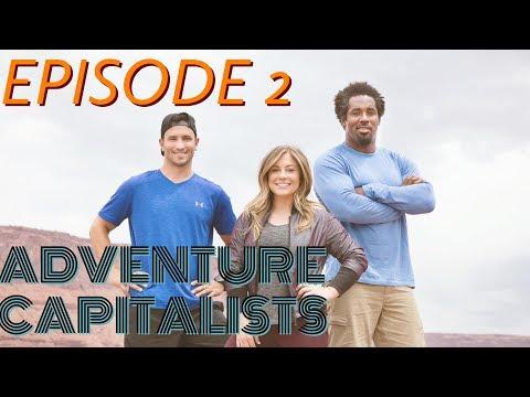 ADVENTURE CAPITALISTS EPISODE 2 Sneak Peak | Shawn Johnson