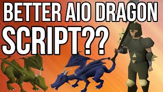 [OSRS] The New Best Dragon Script?! (Runescape Bot Review)