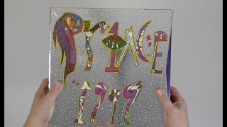 Prince 1999 / CD and vinyl super deluxe edition unboxing video