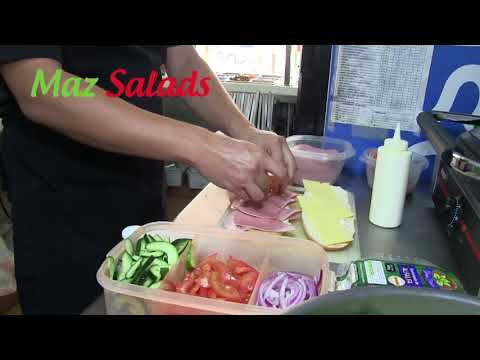 Maz Salads