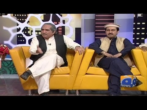 Khabarnaak - 03 August 2017 - Geo News