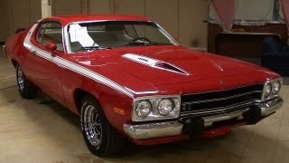 1973 Plymouth Road Runner 400 V8 Four-speed