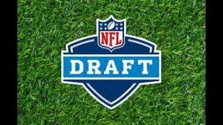 Detroit Lions 2019 RB Draft Porspect Visit List Video