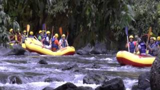 Slideshow Rafting Songa Adventure 2014  ( Probolinggo - Indonesia )