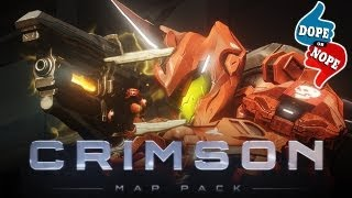 HALO 4 CRIMSON MAPS (Dope! or Nope)