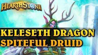 KELESETH DRAGON SPITEFUL DRUID - Hearthstone Decks std