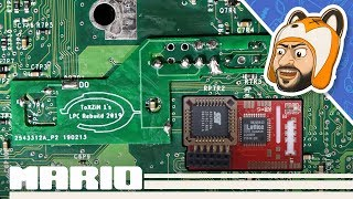 Original Xbox 1.6 LPC Rebuild Board - Installation & Review