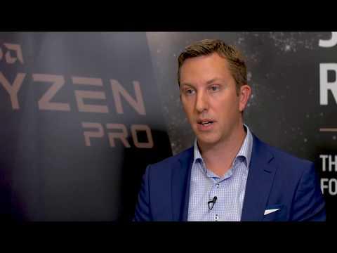 AMD Ryzen™ PRO Launch Event Highlights