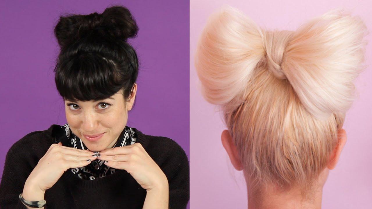 women hair tutorials