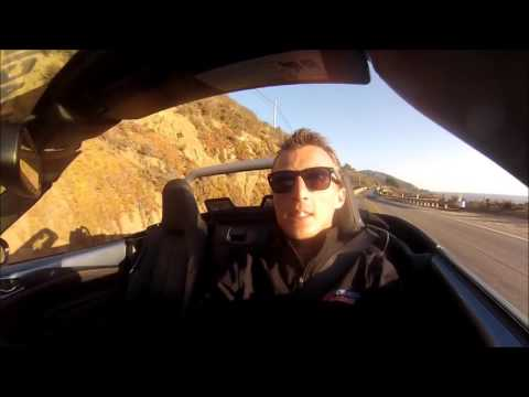 Goodwin Racing Track ND MX5 in Big Sur