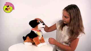 Интерактивные мягкие собачки