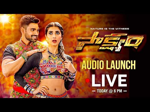 Download Saakshyam Audio Launch Live | Bellamkonda Sai Sreenivas | Pooja Hegde | Sriwass | Abhishek Pictures