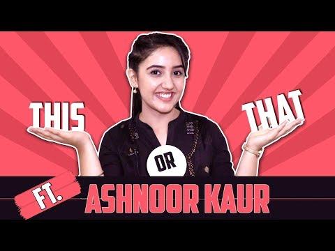 Ashnoor Kaur Aka Mini Plays This Or That | Exclusive | Patiala Babes