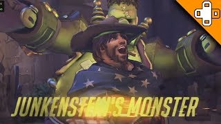 BEST OF JUNKENSTEIN - Overwatch Funny & Epic Moments 291 - Highlights Montage