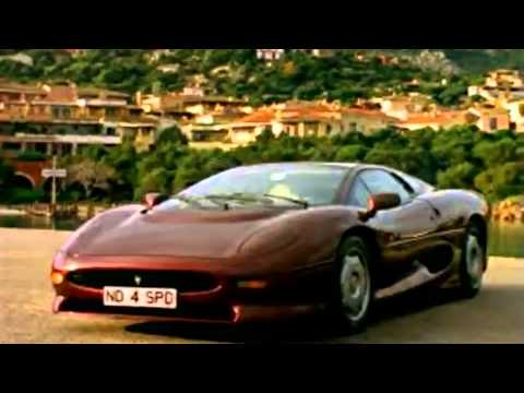 Need For Speed 2 SE - Jaguar XJ220 (Showcase Video) [HD 1080p]