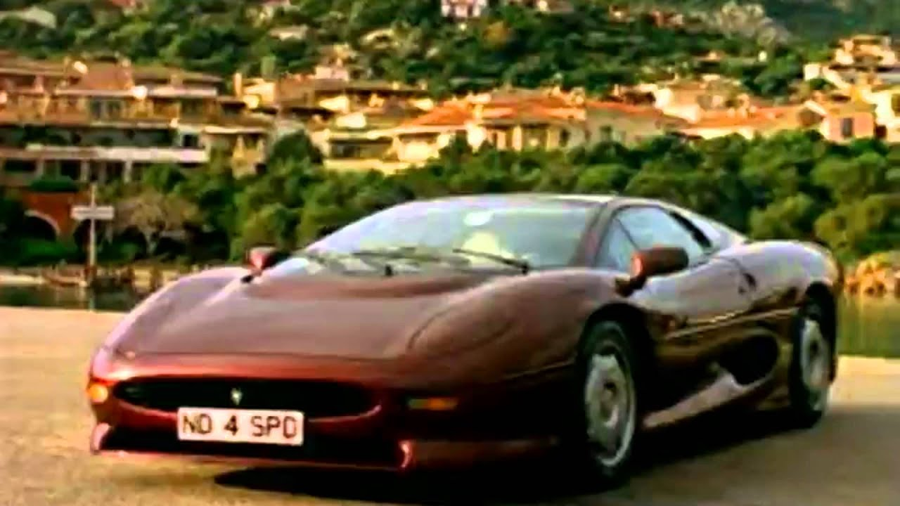 Ford gt90 replica diy ford gt90 replica - Need For Speed 2 Se Jaguar Xj220 Showcase Video Hd 1080p