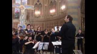 """Antonio VIVALDI: """"GLORIA RV589 Per Soli Coro E Basso Continuo (@FFCESI2014)"""