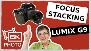 Lumix G9 Focus Stacking for Landscapes