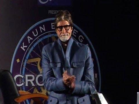Amitabh Bachchan about the show Kaun Banega Crorepati