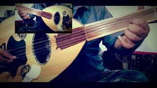 كيف تعزف ♥اغنيةمسرع نسيني♥  ⇦بكل تبسيط☑☺⇧  للفنان القدير احمدالسنيدار