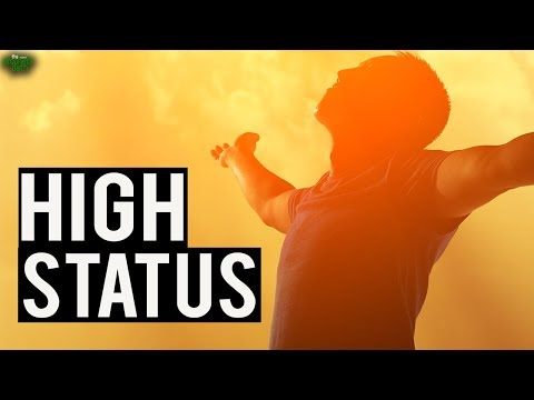 How To Become A Person Of High Status