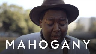 Jordan Mackampa - Open Arms | Mahogany Session