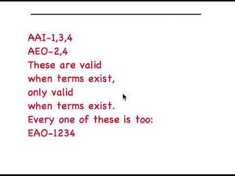 24 Valid Categorical Syllogisms Song For Cc Youtube