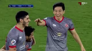 الأهداف | الوحدة الإماراتي 2 - 3 الدحيل | دوري أبطال آسيا 2018