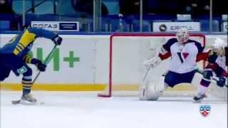 24.11 Лучшие сэйвы недели КХЛ / 11/24 KHL Top 10 Saves of the Week