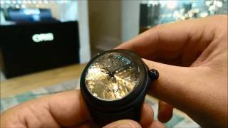 Hands on | Corum Watch Bubble Heritage Limited Edition Watch