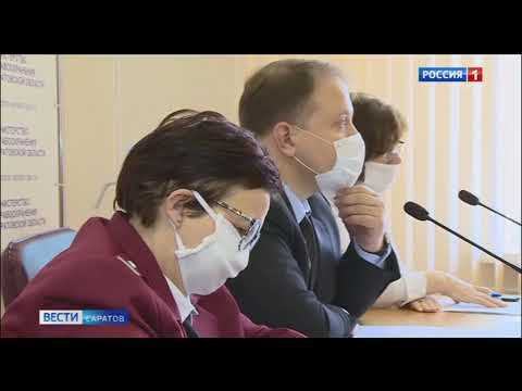 В Саратовской области увеличилось число заболевших коронавирусом