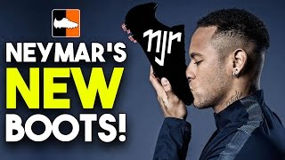 Neymar's New Boots?! What is he Wearing Now & What's Next?