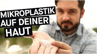 Mikroplastik: Wie viel Mikroplastik steckt in unseren Kosmetika und Flüssen!? || PULS Reportage