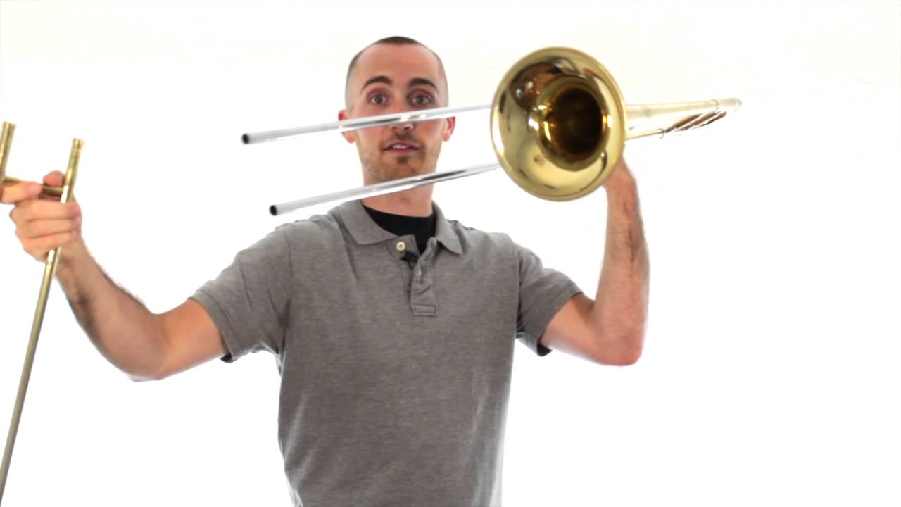 Trombone Lesson 3: Learning the Slide