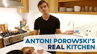 Antoni Porowski From Queer Eye Shows Us His Home Kitchen