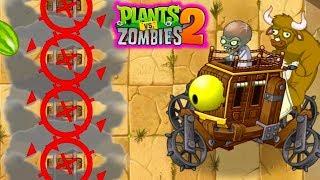 NALOT NA DZIKIM ZACHODZIE | PLANTS VS ZOMBIES 2 #110 #admiros