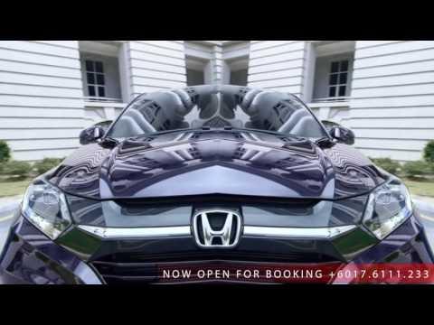 Honda HRV 2016 Malaysia