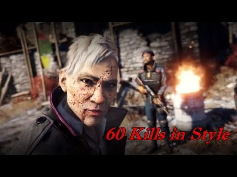 Far Cry 4 Best Stealth Kills Montage (60 Kills in Style)