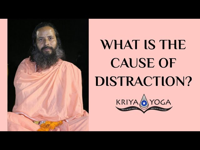 What Is the Cause of Distraction?