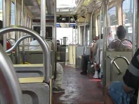 Southeastern Pennsylvania Transportation Authority 1981 Kawasaki Trolley #9099