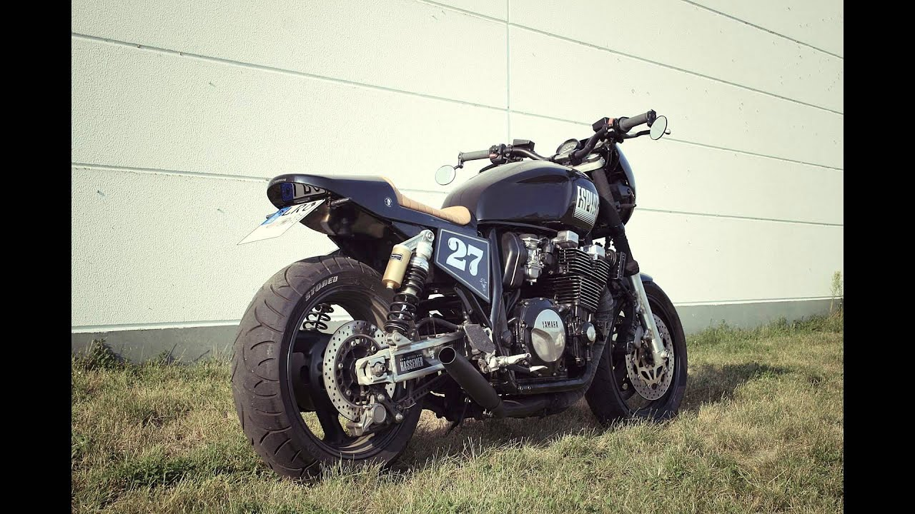 cafe racer heck und fighter heck selbst bauen youtube