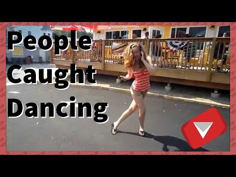 People Caught Dancing Funny Compilation [2017] (TOP 10 VIDEOS)
