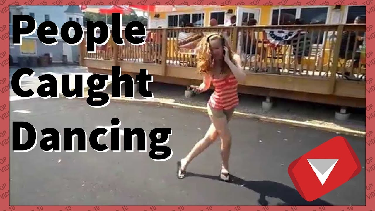 People Caught Dancing Funnypilation S