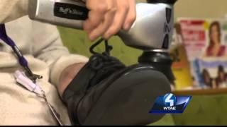 Beloved Shoe Shiner Retires After More Than 3 Decades At Children's Hospital