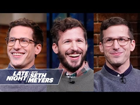 Best of Andy Samberg on Late Night with Seth Meyers